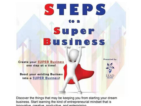 Steps to transform you from an OFW to an OFE (Overseas Filipino Entrepreneur), Dec 7, 2019 workshop