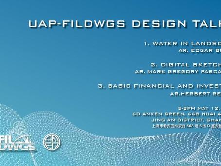UAP-FILDWGS Design Talks
