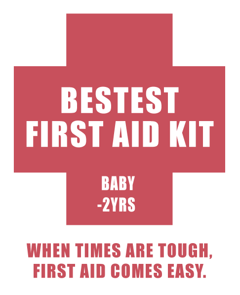 Bestest First Aid Kit -Baby CNY270
