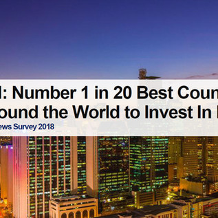 Why invest in the Philippines. 2019 Economic report by DTI Sec. Ramon Lopez