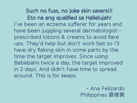 Such no fuss, no joke skin savers!!! Eto na ang qualified sa Hallelujiah!