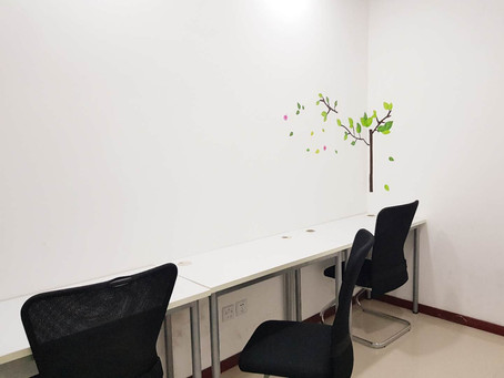 Office sharing in Changning, CNY1500