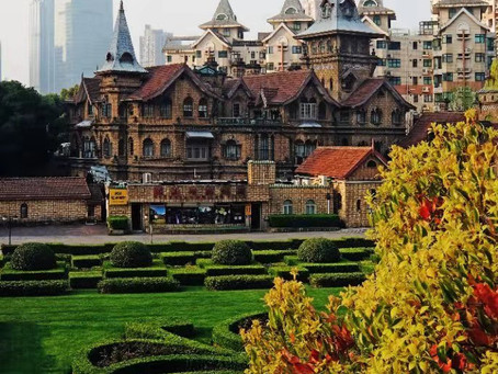 2019's biggest Christmas Market, in a beautiful downtown Shanghai castle!