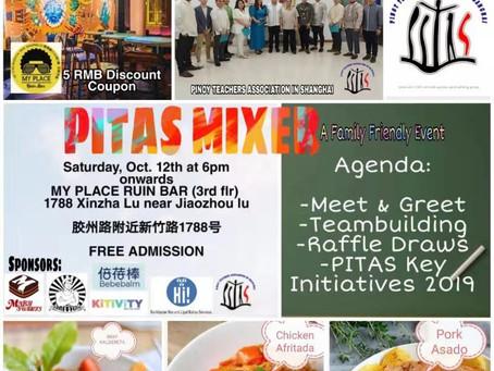 Pitas Mixer Oct 12