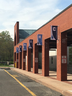 Middlebury Elementry School Banners