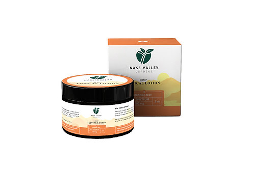 500 MG Full Spectrum CBD Topical Lotion