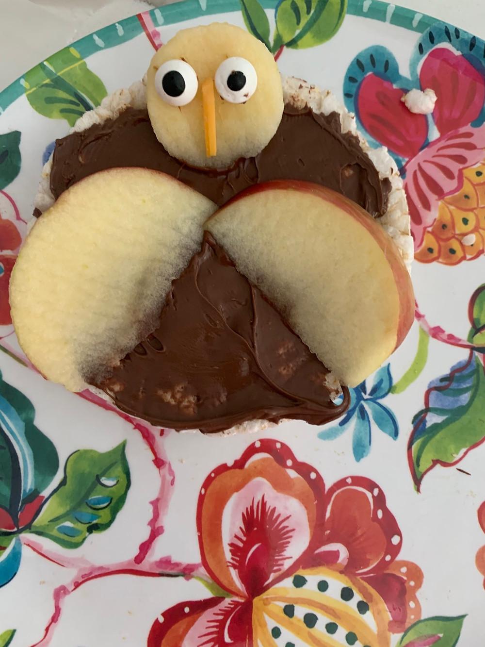 Owl Snack Mother Goose Time Bird Unit