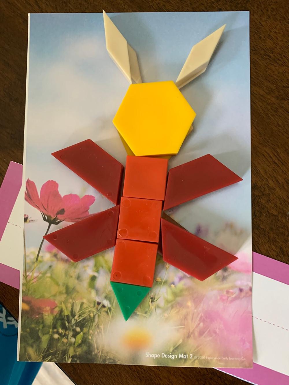 Tangram Math Toddler Preschool