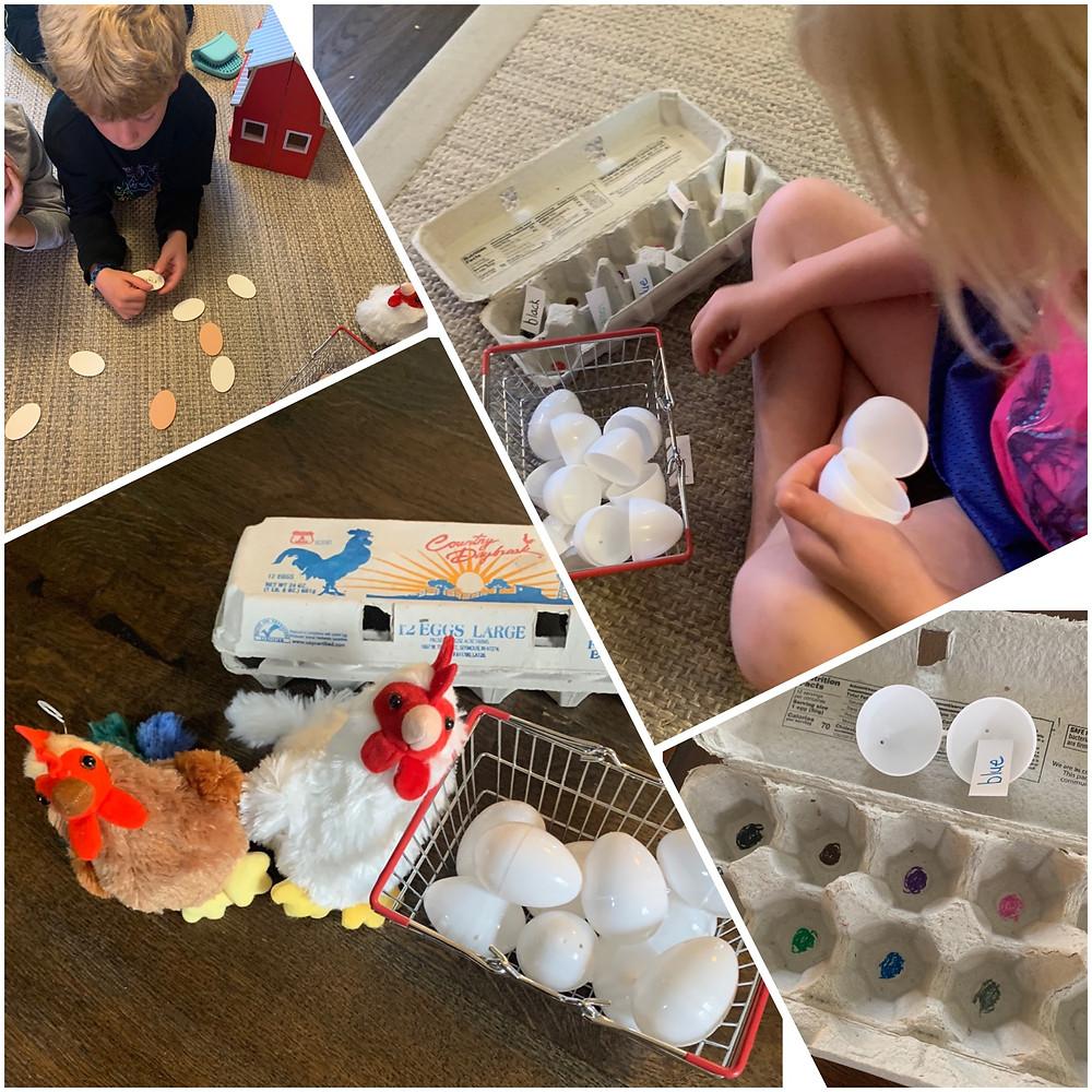 Hands on Learning for Prek, Kindergarten,  First Grade