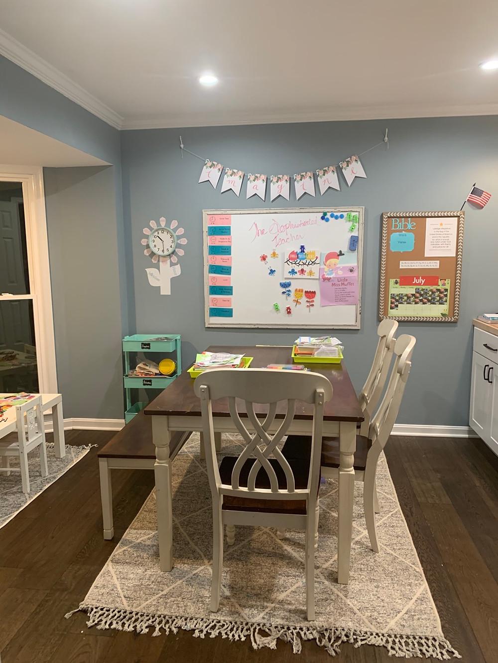 Homeschool Room Craft Room Ashley Furniture