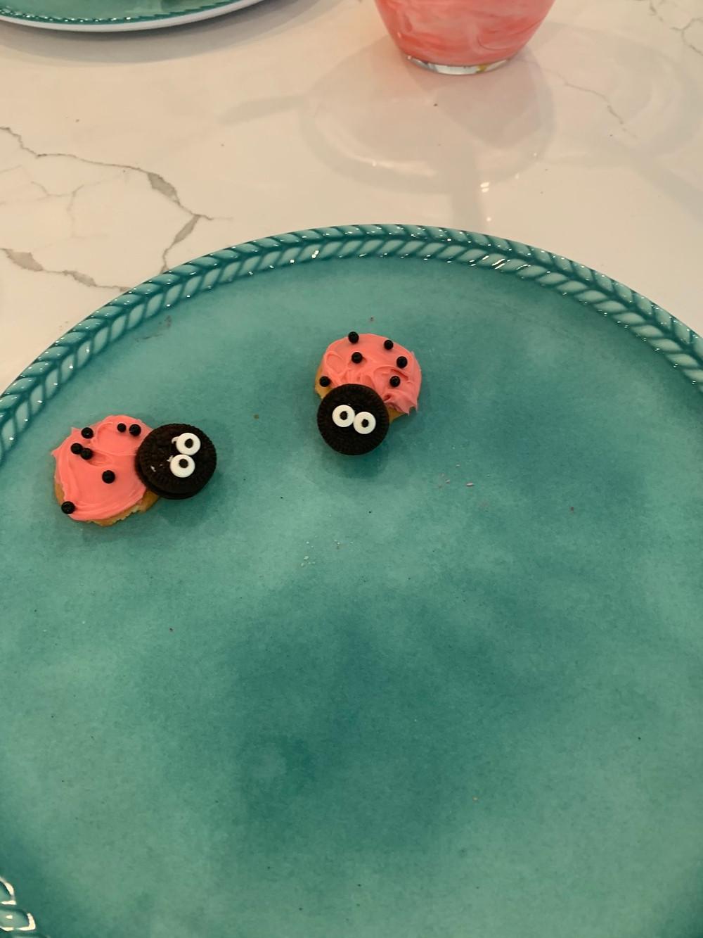 Preschool Kindergarten First Grade Ladybug Craft
