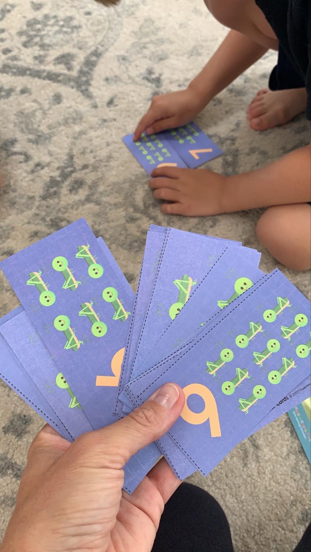 Kindergarten First grade Hands-on Math