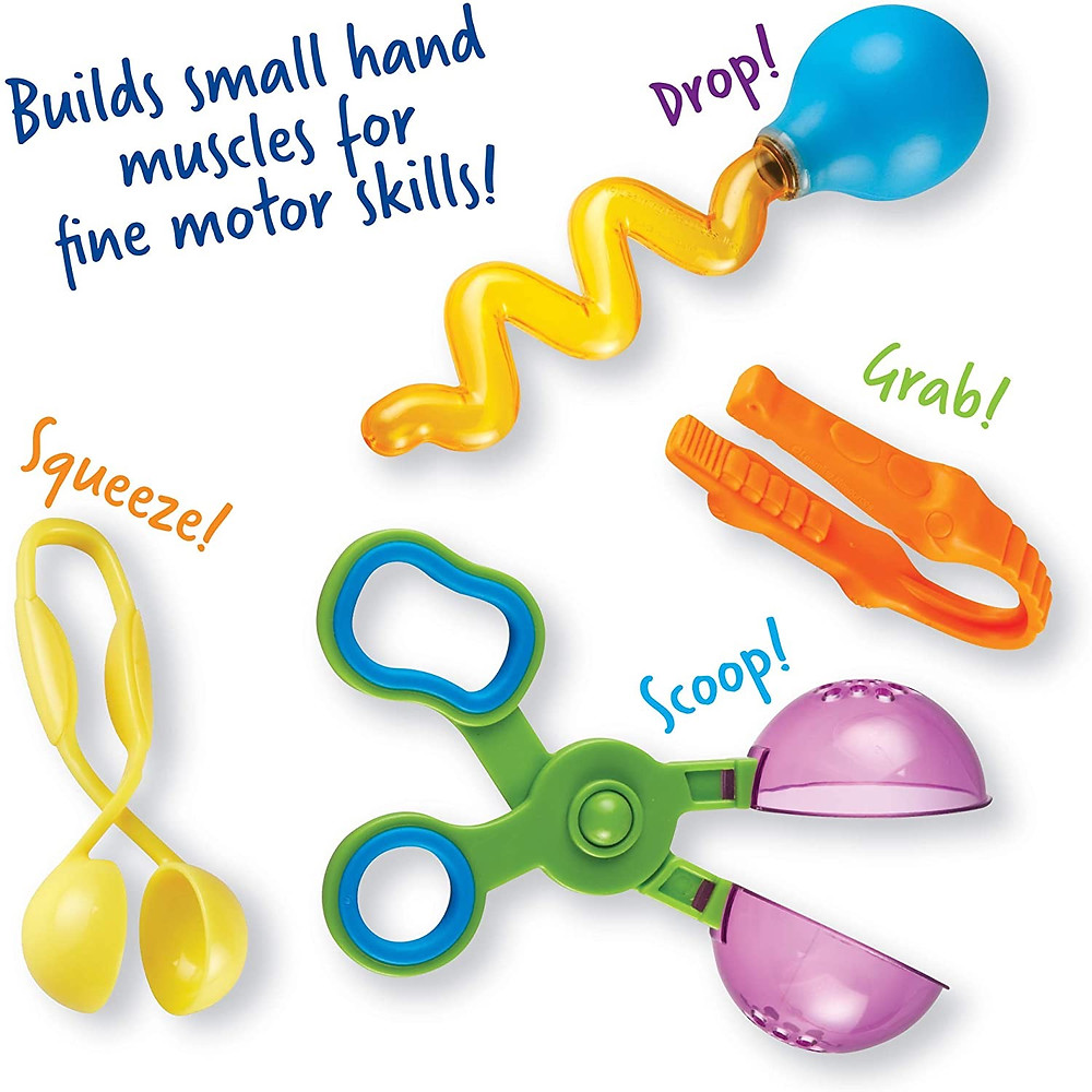Fine Motor skills toddler preschool
