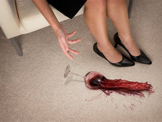 Red Wine on my carpet....what now??