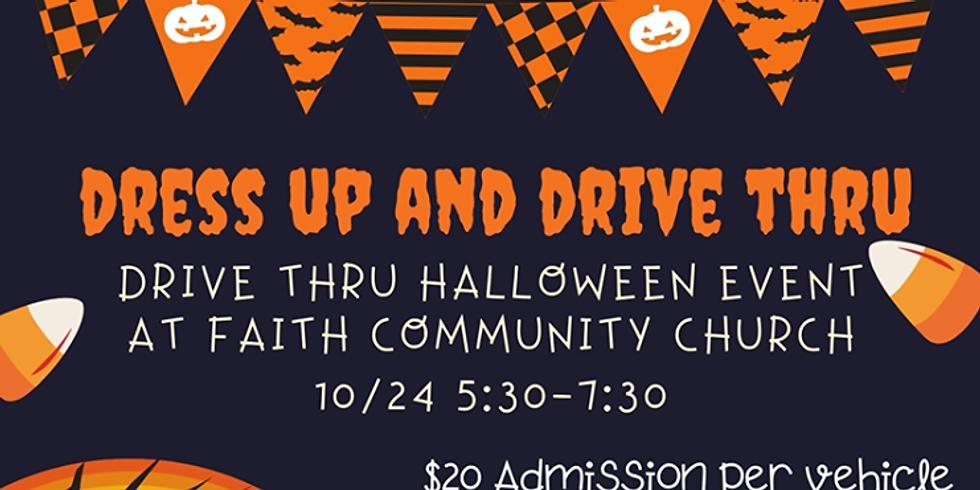 Drive Thru Trunk Event- Halloween