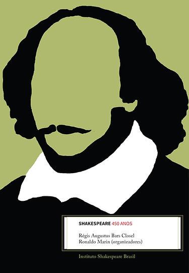 Capa do Livro Shakespeare 450 Anos ISB
