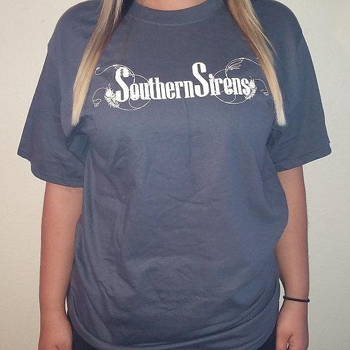 Grey Unisex T Shirt