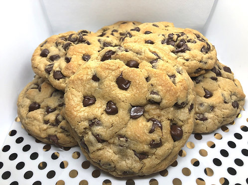 The O.G. Chocolate Chip Cookie