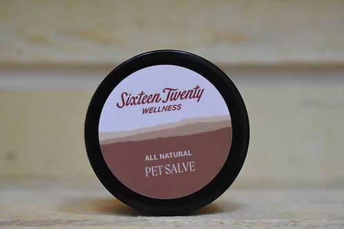 1 OZ PET  SALVE