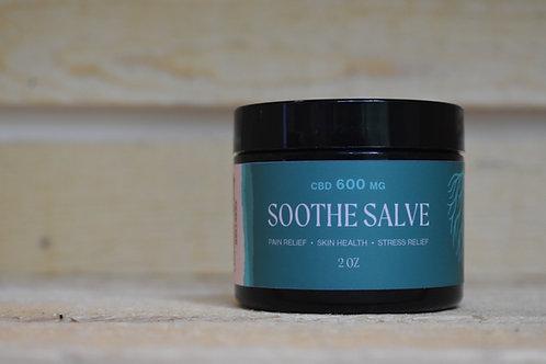 2 OZ 600 mg CBD SOOTHE SALVE,