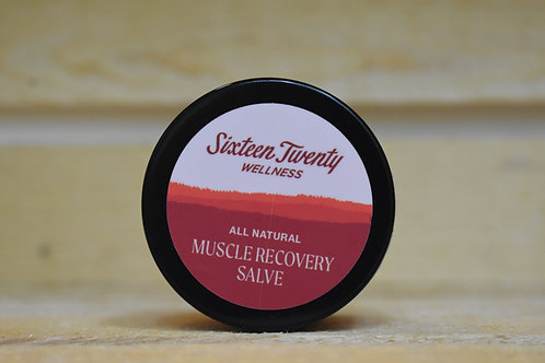 2 OZ  Muscle Recovery salve