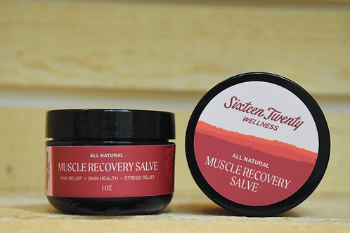 1 OZ MUSCLE RECOVERY SALVE