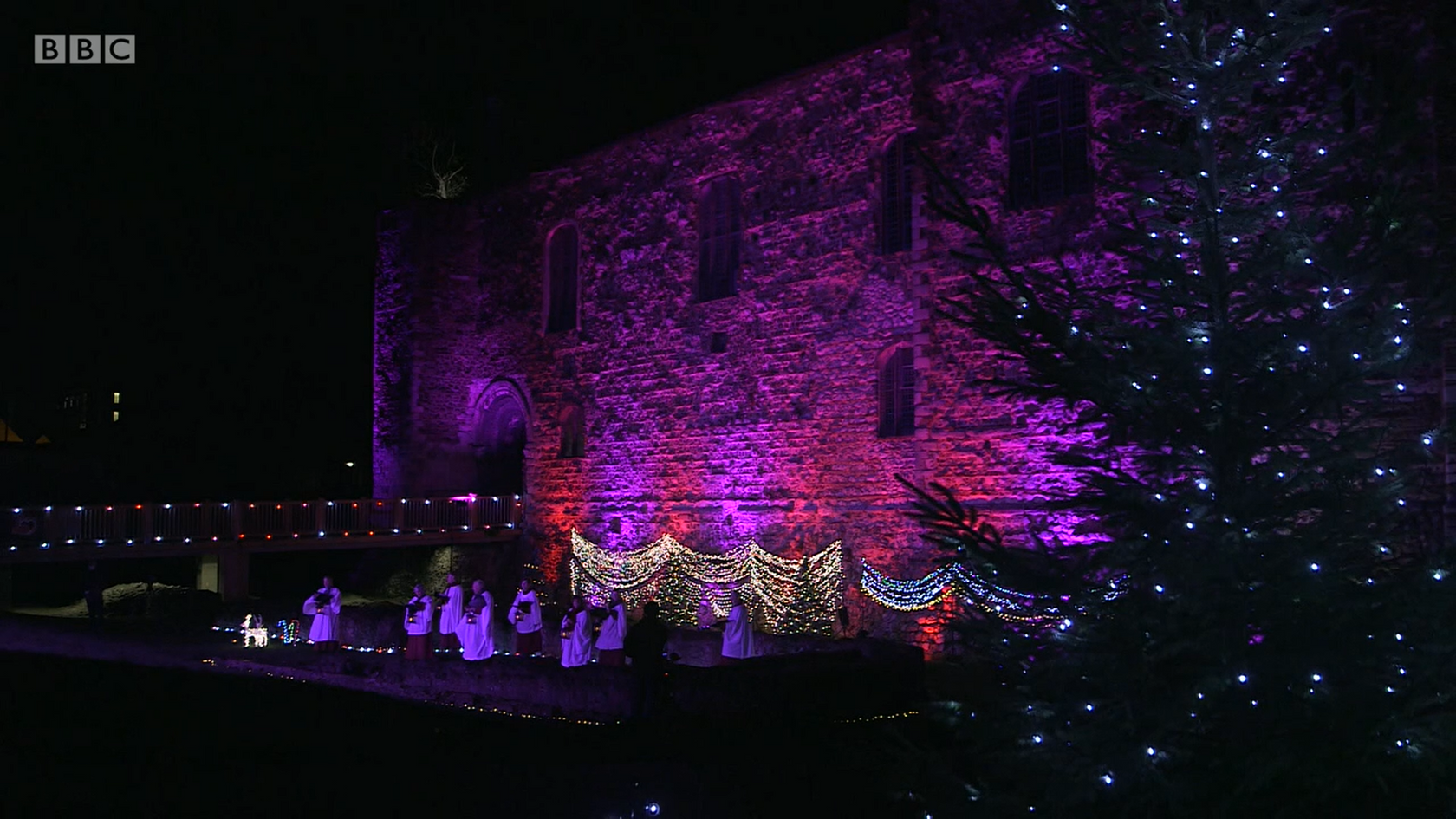 The One Show - Colchester Castle