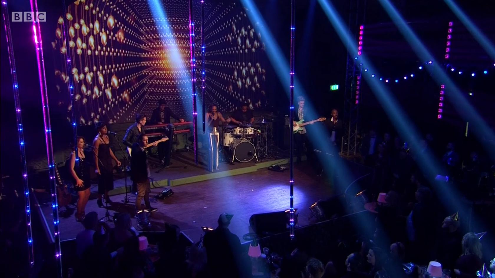 BBC Scotland - Hogmanay Live