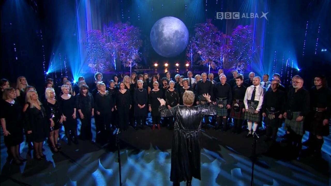 BBC Alba New Year's Eve