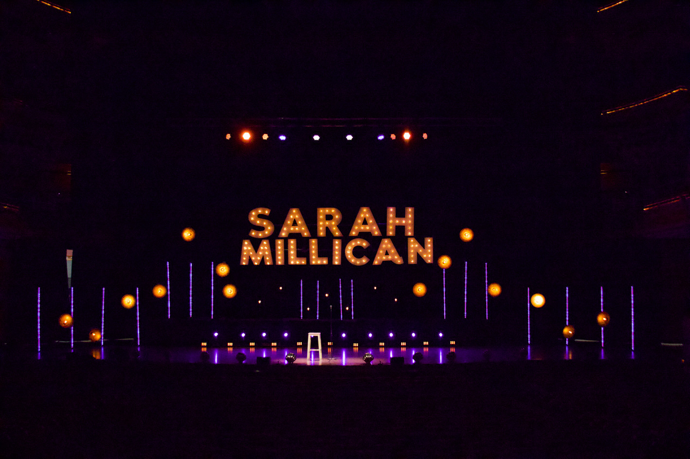Sarah Millcan