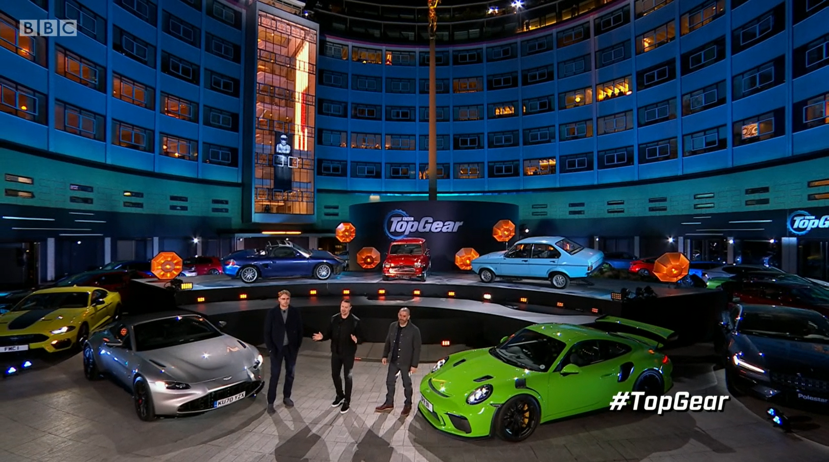 Top Gear 2021