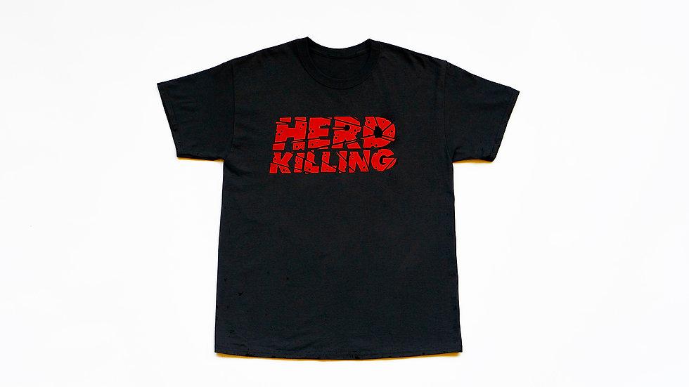 Herd Killing Official Tee | Herd Killing | Herd Killing Recordings