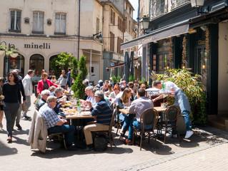 Kultur und Futter im Burgund