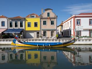 Venedig Portugals und instagrammtaugliche Häuschen