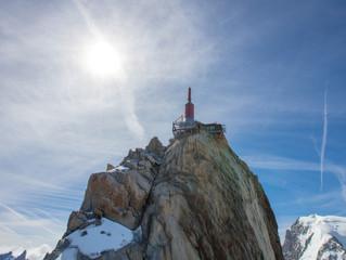 Wo Berge sich erheben