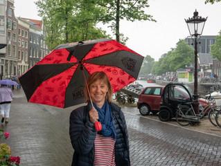 Tulpen und Würmer aus Amsterdam