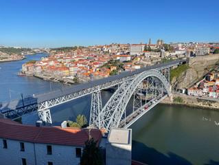 Portugal - von hohen Türmen und frechen Möwen
