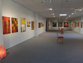 ArsARDENN Kunstausstellung - 61 Werke von Marita Katharina Dymny an der deutsch-belgischen Grenze