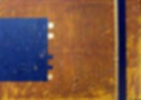 StrukturBraun BlauBlattgold-80x110.JPG