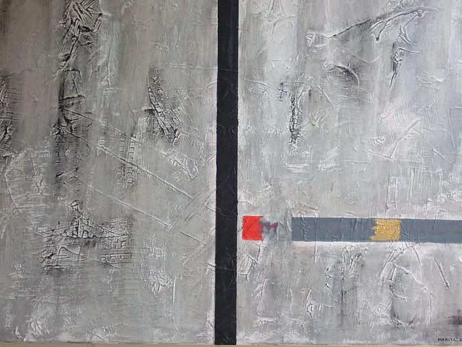struktur mit streifen 100 x 80 grau, schwarz, weiß, rot, gold