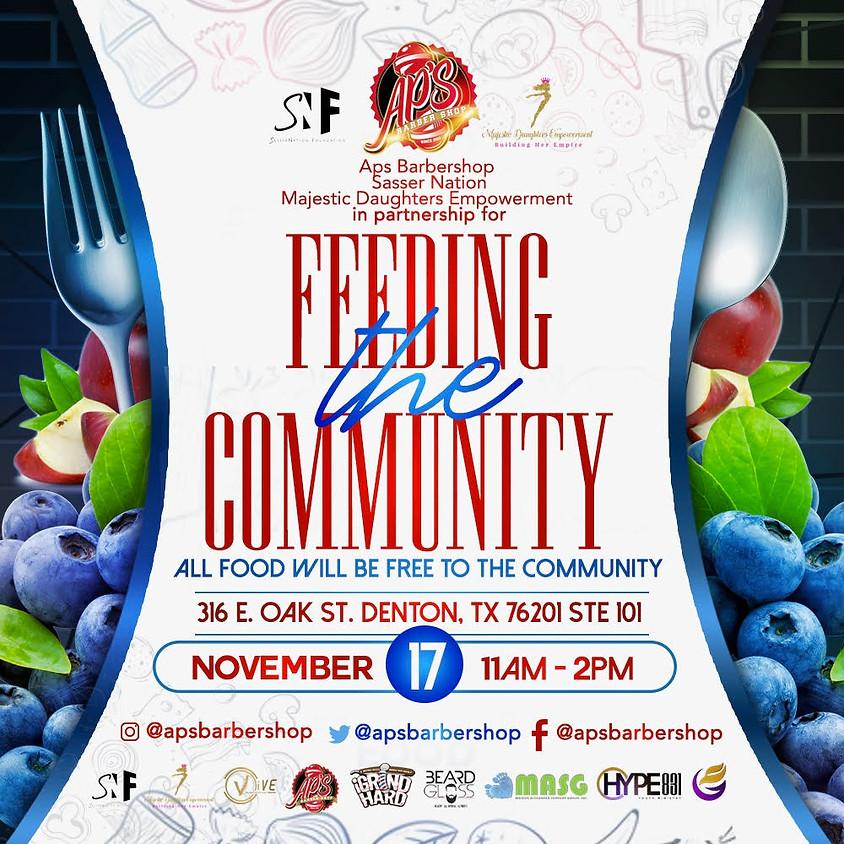 Feeding the Community: Free Thanksgiving Dinner