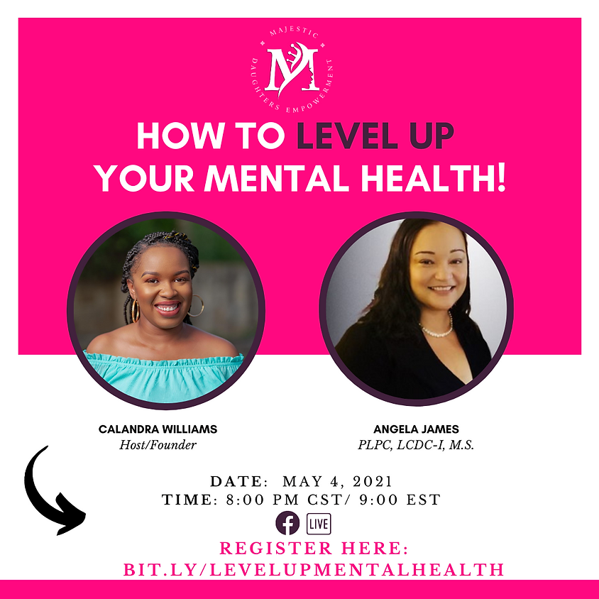 Level Up Your Mental Health