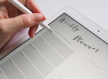Ditch the Paper Planner? Or Not?