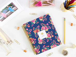 50 Bloom Daily Planners Donated to Majestic Daughters Empowerment