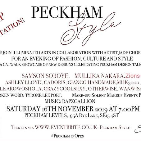 Peckham Style! Catwalk Show