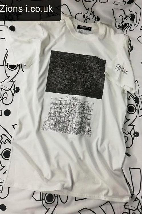 Carbon Copy Print T-Shirt