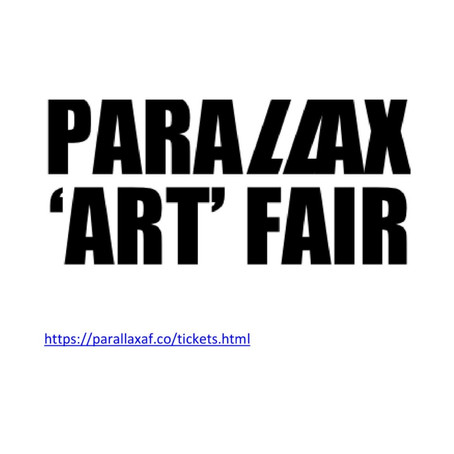 Paralax Art Fair July