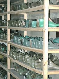 Произодство женской обуви в Санкт-Петербурге