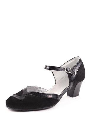 Туфли №676-51 з.ч.