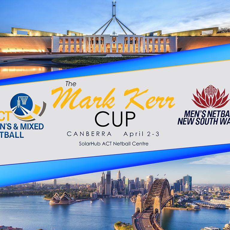 Inaugural Mark Kerr Cup - NSW v ACT!